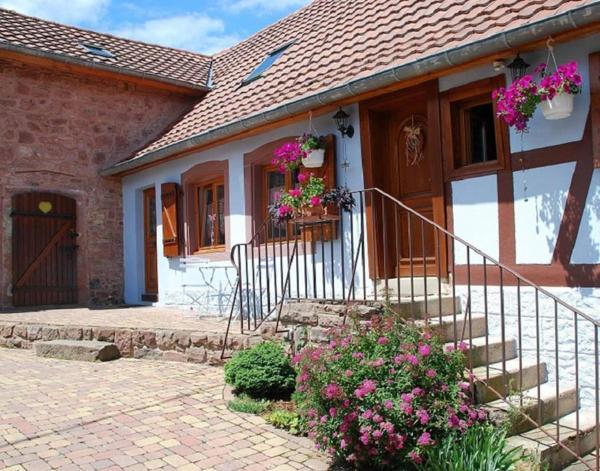 Hotel Pictures: La Maison Bleue En Alsace, Saint-Nabor