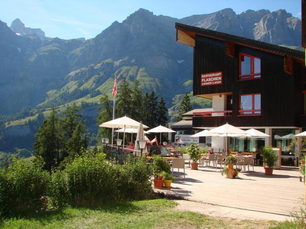 Hotel Pictures: Hotel-Restaurant Flaschen, Albinen