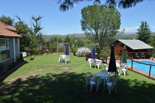 Hotellikuvia: Cabañas El Mirador de Icho Cruz, Villa Icho Cruz