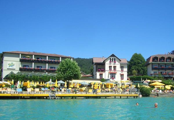 Hotel Pictures: Strandhotel Prüller, Pörtschach am Wörthersee