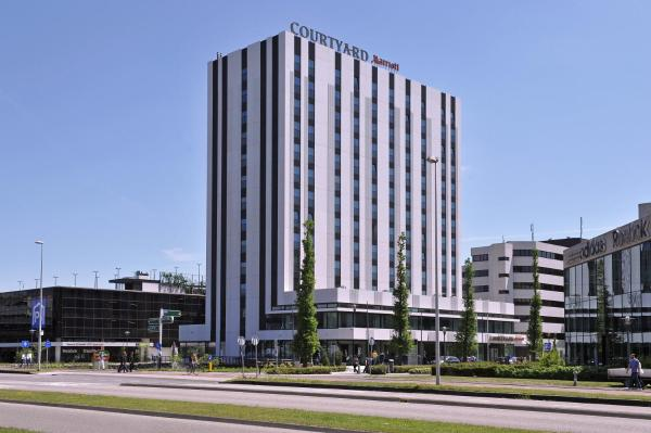 Hotel Pictures: Courtyard by Marriott Amsterdam Arena Atlas, Amsterdam