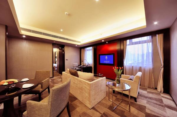 Executive Family Suite with Balcony