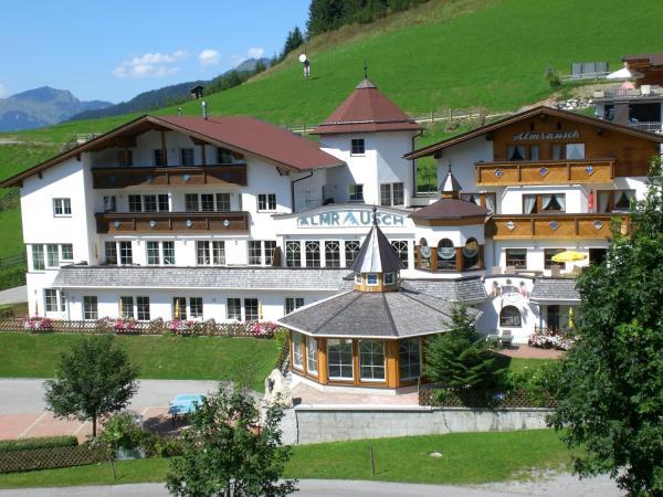 ホテル写真: Berghotel Almrausch, バーワング