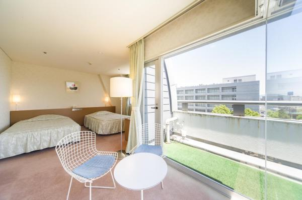 Suite with Balcony - Smoking