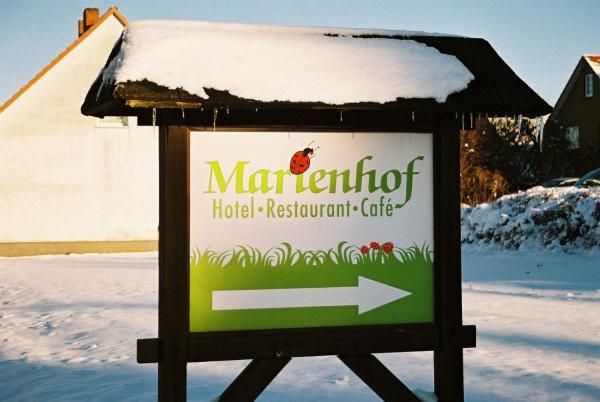 Hotelbilleder: Hotel Marienhof, Burg Stargard