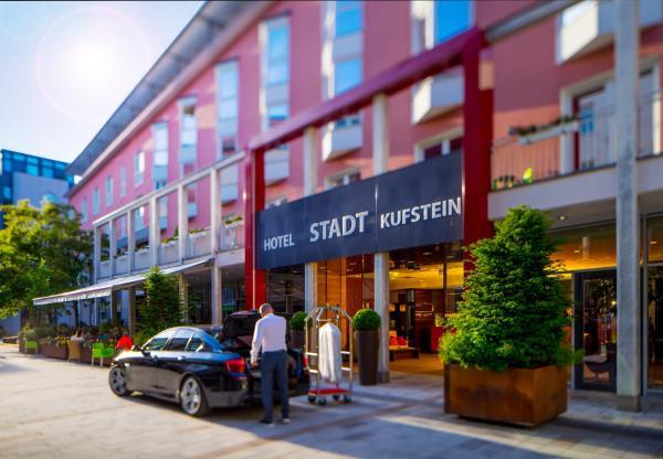 Fotos do Hotel: Hotel Stadt Kufstein, Kufstein