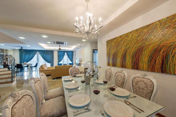 Foto Hotel: LSE @ Palm Garden Condominium, Johor Bahru