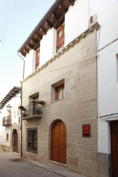 Hotel Pictures: Casa 1340, Mora de Rubielos