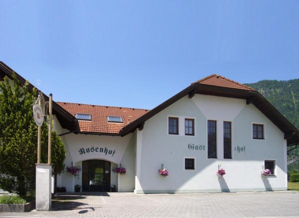 Hotellikuvia: Rosenhof, Ebensee