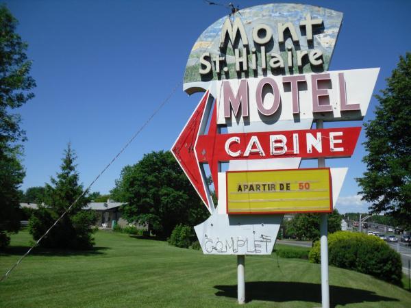 Hotel Pictures: Motel et Cabines Mont St-Hilaire, Saint-Hilaire