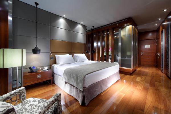Hotel Pictures: Eurostars Madrid Tower, Madrid