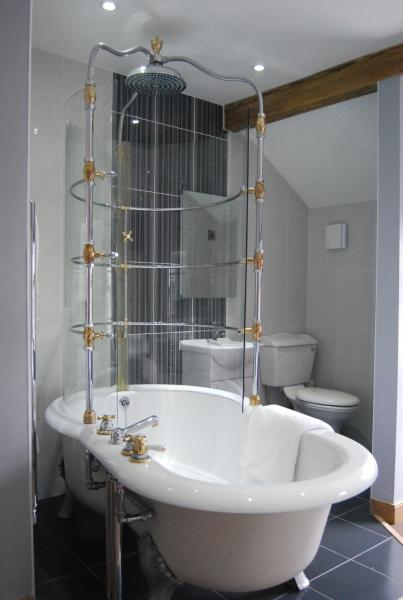 Double or Twin Room with Private Bathroom - Moel Arthur
