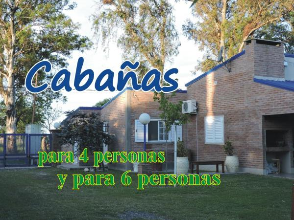 ホテル写真: Cabañas Costa Azul, Sauce Viejo