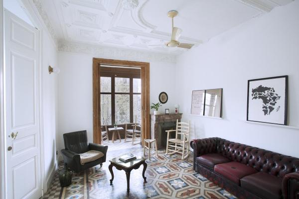 Four-Bedroom Apartment