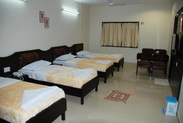 Deluxe Quadruple Room with Fan