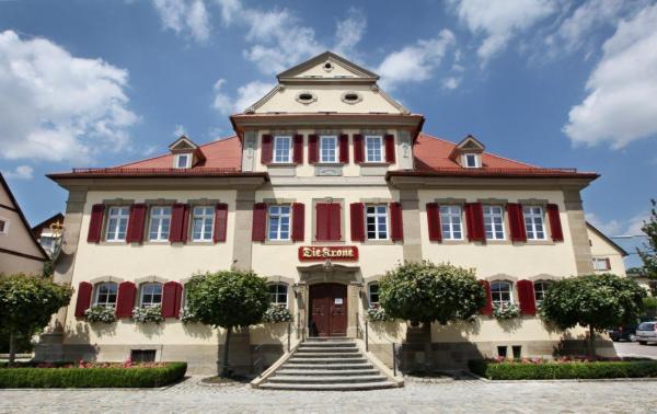 Hotel Pictures: Ringhotel Die Krone, Schwäbisch Hall