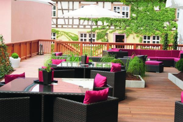 Hotelbilleder: Hotel Wiener Botschaft, Veitshöchheim