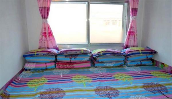 Single Bed in Quadruple Room