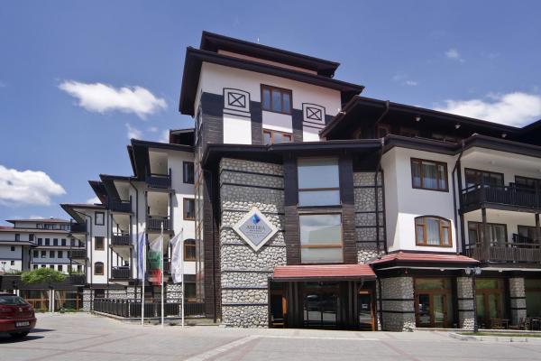 酒店图片: Astera Bansko Apartment Tourist Complex & SPA, 班斯科