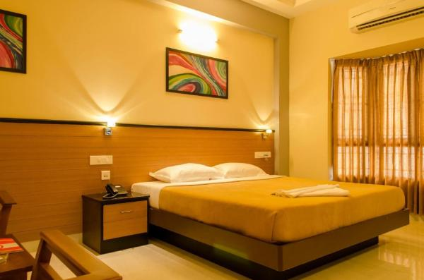 Premier Double or Twin Room with Air Conditioning