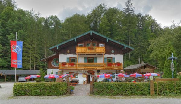 Hotel Pictures: Wirtshaus im Zauberwald, Ramsau