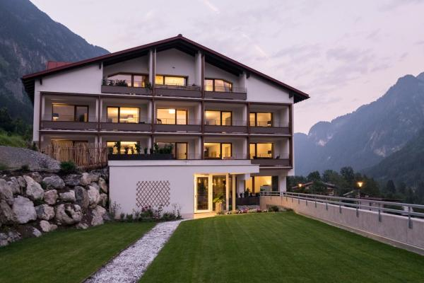 ホテル写真: Valschena Appartements, ブラント
