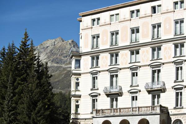 Hotel Pictures: Hotel Reine Victoria by Laudinella, St. Moritz