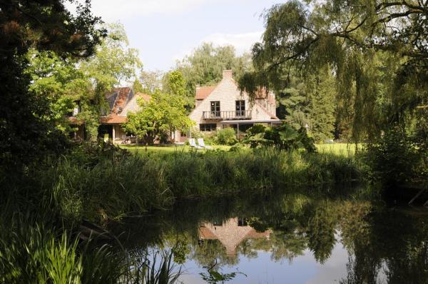 ホテル写真: 't Vijverhof, Geraardsbergen