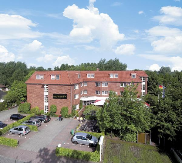 Hotel Pictures: NordWest-Hotel Am Badepark, Bad Zwischenahn