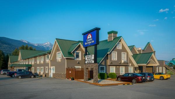 Hotel Pictures: Canadas Best Value Inn Valemount, Valemount