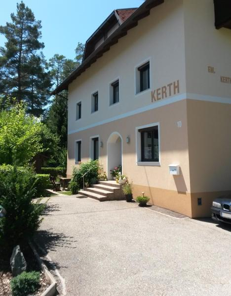 Photos de l'hôtel: Ferienwohnung Kerth, Sankt Kanzian