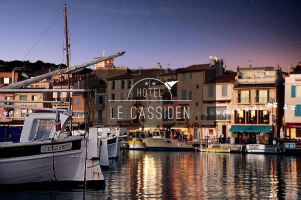 Hotel Pictures: Le Cassiden, Cassis