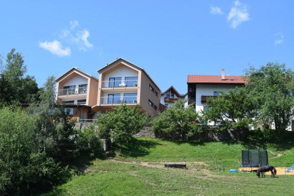 Fotografie hotelů: Apart Alpenrose, Fiss