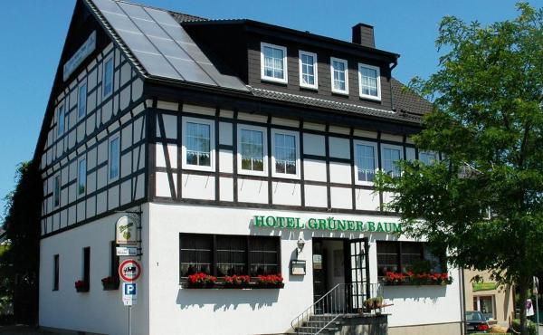 Hotel Pictures: Hotel Grüner Baum, Stollberg