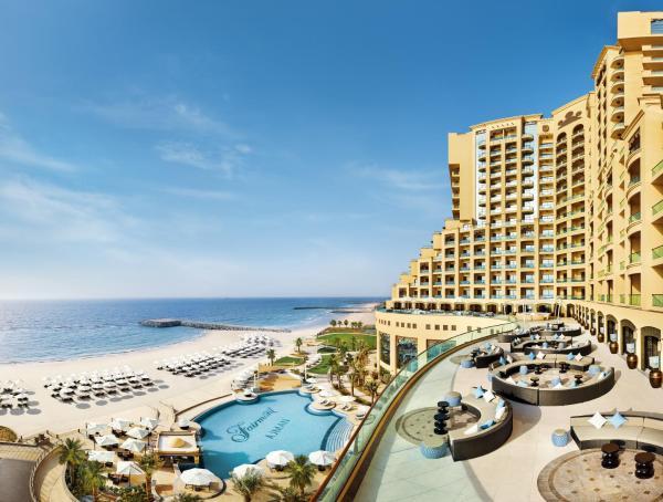 Fotos de l'hotel: Fairmont Ajman, Ajman