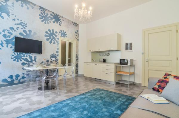 Manzoni One-Bedroom Apartment