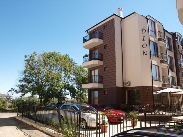 Hotellikuvia: Dion Apartments, Lozenets