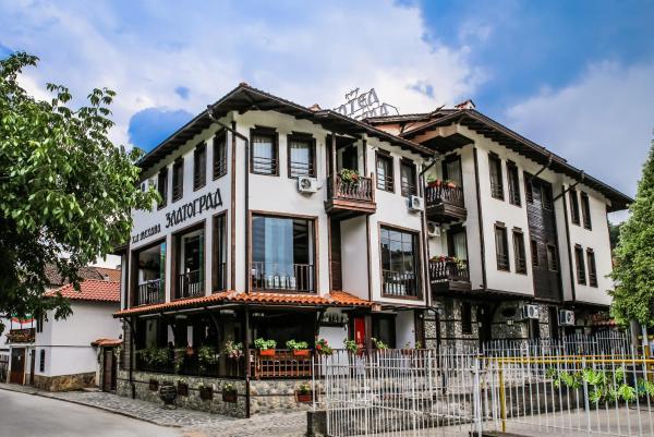 Фотографии отеля: Hotel Zlatograd, Zlatograd