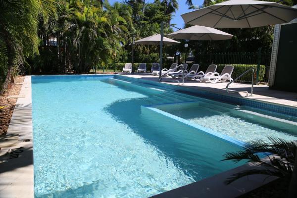 酒店图片: Cocos Beach Bungalows, Broome
