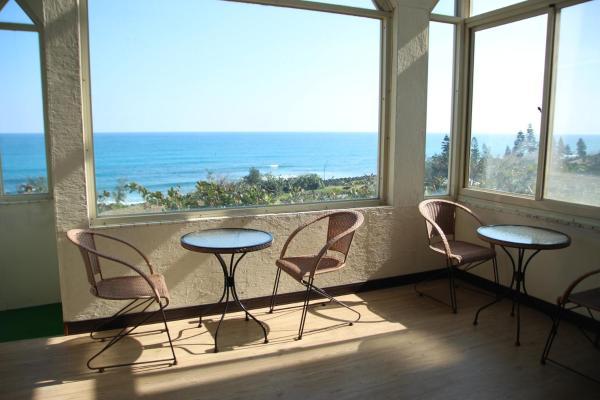 Quadruple Room with Sea View(海洋館)