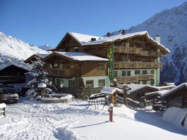 Foto Hotel: Ferienclub Silbertal, Sölden
