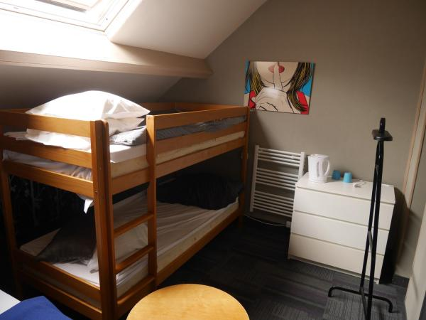 Bed in 3-Bed Female Dormitory Room