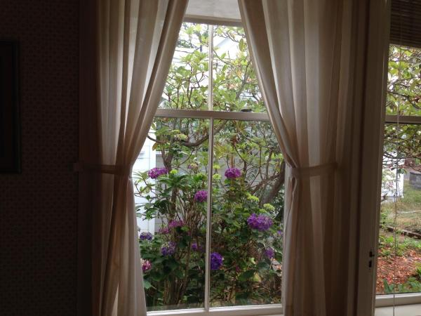 Queen Room with Spa Bath - Garden View