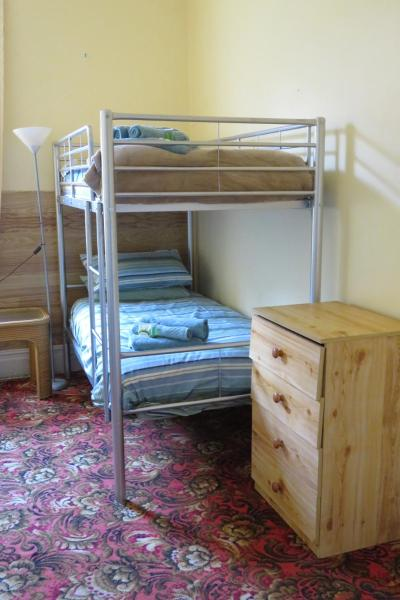 Bunk Bed in Mixed 4-Bed Dormitory Room