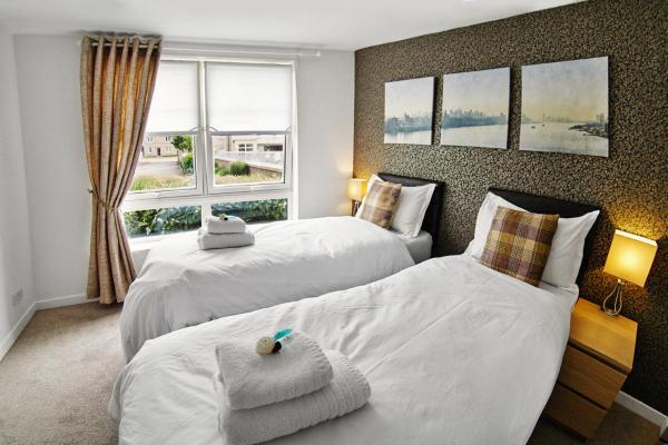 Hotel Pictures: Thistle Apartments - King's Apartment, Aberdeen