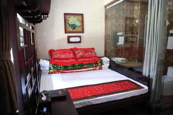 King Room with Chinese Luohan-Bed