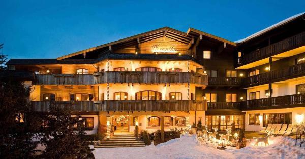 Fotografie hotelů: Aktivhotel Veronika, Seefeld in Tirol