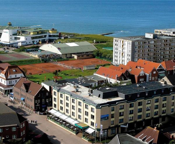 Hotel Pictures: Aparthotel Kachelot, Borkum
