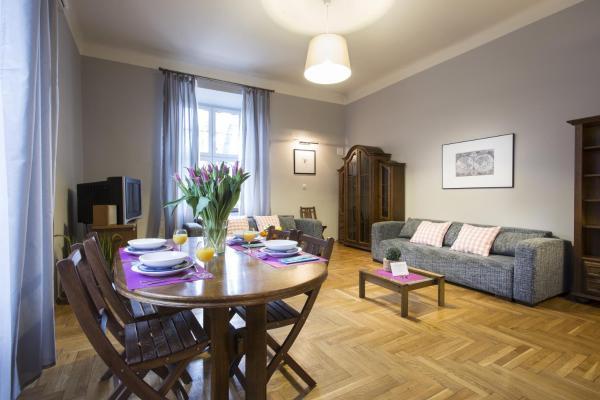 One Bedroom Apartment (8 Adults) - 24 Szewska Street