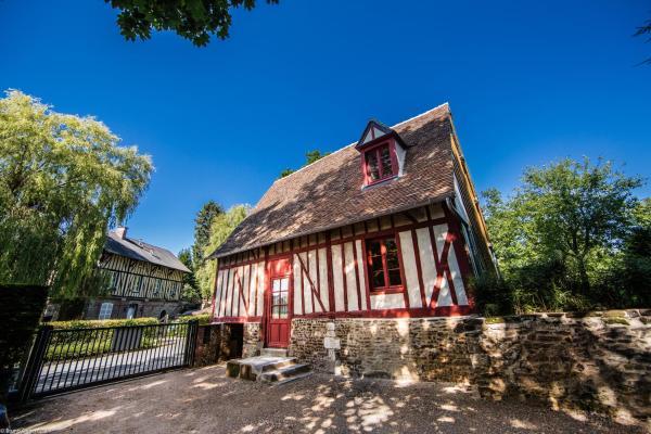 Hotel Pictures: L'Eco Cottage Du Moulin, Saint-Léger-en-Bray